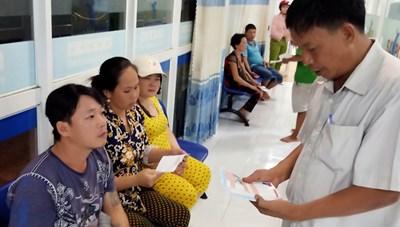Cà Mau: 2 người nhập viện vì bị chó cắn