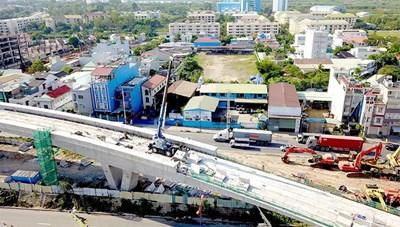 TP Hồ Chí Minh: Đề nghị lập hội đồng thẩm định thiết kế kỹ thuật tuyến Metro số 2