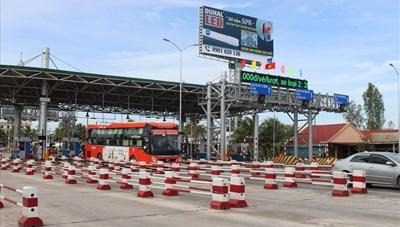 Từ 1/11, đề xuất cấm xe tải nặng và xe khách đi qua thị xã Cai Lậy