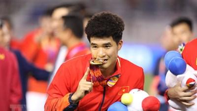 5 cầu thủ tỏa sáng trong chiến thắng lịch sử của U22 Việt Nam