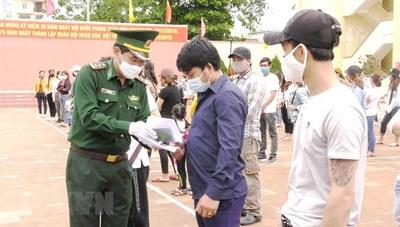 Quảng Bình: Thêm 44 mẫu xét nghiệm âm tính với virus SARS-CoV-2