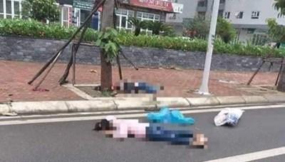 Hà Nội: Phát hiện một người phụ nữ tử vong tại chỗ nghi do TNGT