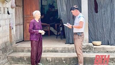 Thanh Hóa: Hàng nghìn người tự nguyện không nhận tiền hỗ trợ Covid-19