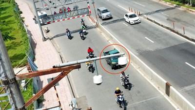 Thái Bình: 1 tháng xử phạt trên 2,6 tỷ đồng vi phạm Luật Giao thông