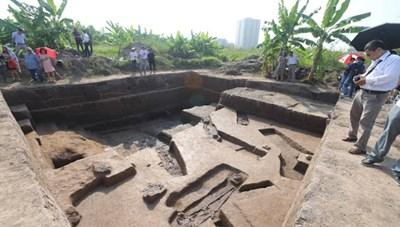 Cấp phép khai quật khảo cổ tại Khu vực gò Vườn Chuối