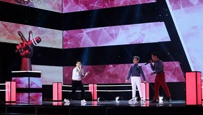 """Xuất hiện nhóm nhạc 'MTV nhí' 'đốt nóng"""" The Voice Kids"""