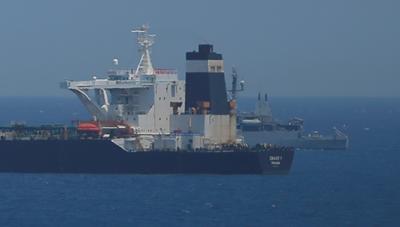 Iran coi việc Anh bắt tàu chở dầu là một vụ 'cướp biển'