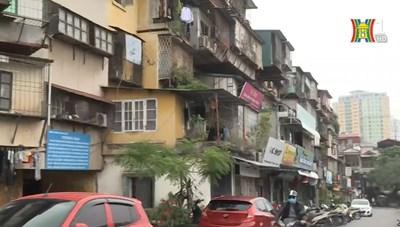 [VIDEO] Cải tạo chung cư cũ ở Hà Nội - khó khăn do đâu?