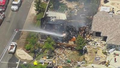 Mỹ: Nổ khí gas tại Nam California, 16 người thương vong