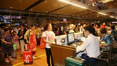 Cảng hàng không quốc tế Vân Đồn đã đón thêm đường bay quốc tế thứ 3