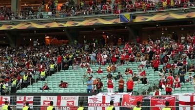 Người hâm mộ bóng đá Anh 'chung tay' phản đối chính sách của UEFA