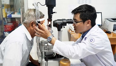 Bảo vệ đôi mắt trước nguy cơ mù lòa