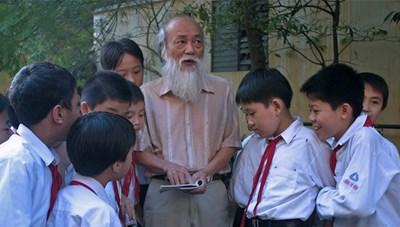 Bộ phim về 'Ông đồ gàn' Văn Như Cương