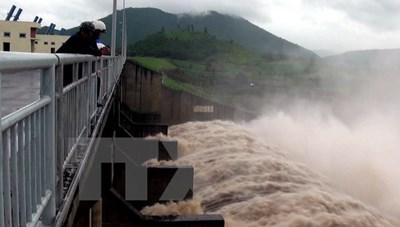 Công điện về đảm bảo an toàn hồ chứa thủy lợi trước áp thấp nhiệt đới