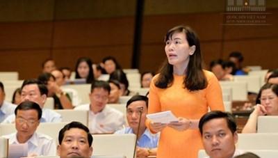 Đề nghị bổ sung tội vu khống lãnh đạo Đảng, Nhà nước