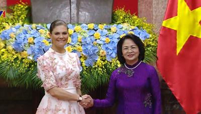 Đưa quan hệ hợp tác song phương Việt Nam - Thụy Điển  đi vào chiều sâu hiệu quả
