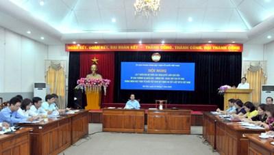 Góp ý dự thảo các Nghị quyết liên tịch quy định chi tiết Luật MTTQ Việt Nam