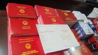 Hà Tĩnh: Phát hiện nhiều Đảng ủy viên sử dụng bằng giả
