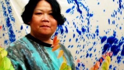 Họa sĩ Trần Thị Thu: Nghệ sĩ với dự án nghệ thuật cộng đồng