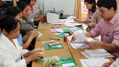 Hơn 1 triệu hộ cận nghèo được vay vốn  từ Ngân hàng Chính sách xã hội