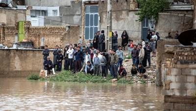 Iran: 57 người thiệt mạng do lũ lụt, nguy cơ vỡ đập gia tăng