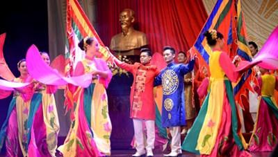 Kỷ niệm 65 năm thành lập Nhà hát Cải lương Việt Nam