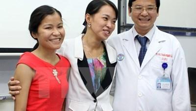 Lần đầu tiên thực hiện phẫu thuật ghép thận chéo tại Việt Nam