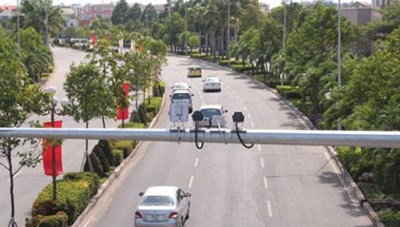 Lắp camera thông minh tại 300 chốt giao thông