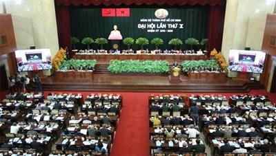 Hôm nay, công bố Ban Chấp hành Đảng bộ TP HCM khóa X