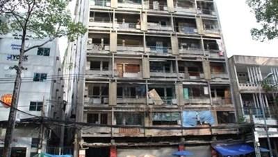 Nan giải cải tạo, xây mới chung cư cũ