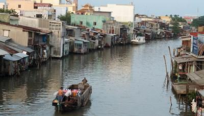 Nước biển dâng 1m, 40% diện tích ĐBSCL sẽ bị ngập