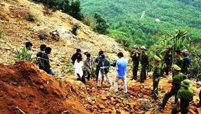 Quảng Nam: Bất an tại mỏ vàng Bồng Miêu