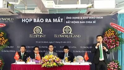Sàn giao dịch và ứng dụng bất động sản chia sẻ đầu tiên tại Việt Nam
