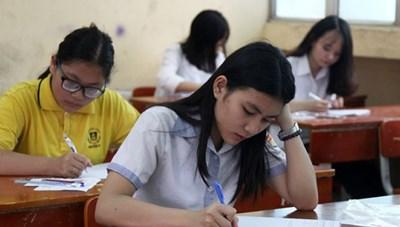Thi vào lớp 10 trường chuyên tại Hà Nội:Căng thẳng hơn thi đại học