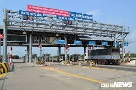 TP HCM: Trạm thu phí cầu Phú Mỹ chính thức thu phí tự động