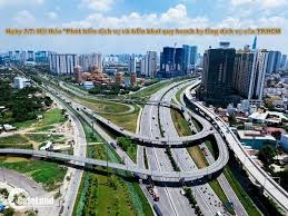 TP Hồ Chí Minh: Bất động sản, thương mại tăng trưởng mạnh