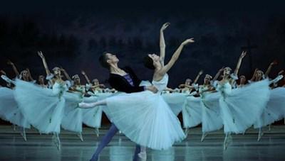 Trình diễn vở kịch ballet 'Giselle'