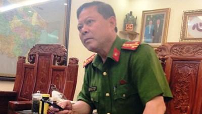 Trưởng Công an thành phố Thanh Hóa bị tố nhận 260 triệu để chạy án