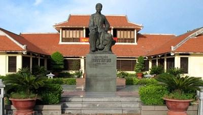 Tu bổ Khu di tích Đại thi hào Nguyễn Du (Hà Tĩnh)