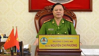 Tước danh hiệu  CAND đối với Trưởng công an TP Thanh Hóa