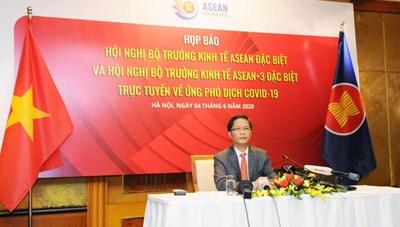 Các bộ trưởng kinh tế ASEAN tìm cách gỡ khó cho doanh nghiệp