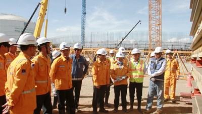 PV GAS hướng đến hội nhập quốc tế trong lĩnh vực LNG