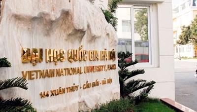 2 Đại học Quốc gia của Việt Nam nằm trong nhóm 1000 thế giới