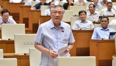 Chánh án TAND tối cao báo cáo trước Quốc hội về vụ án Hồ Duy Hải