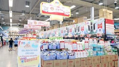 TP Hồ Chí Minh: Chỉ số giá tiêu dùng tháng 5 giảm 0,33 %