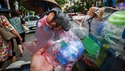 Chống rác thải nhựa để môi trường xanh, sạch hơn