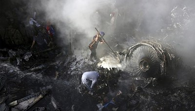 Máy bay Pakistan gặp nạn có thể do lỗi phi công