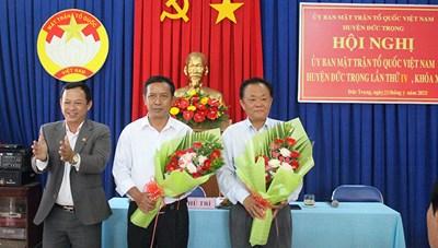 Đức Trọng (Lâm Đồng) sơ kết công tác Mặt trận 6 tháng đầu năm
