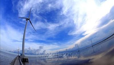 Hợp tác phát triển điện gió ngoài khơi