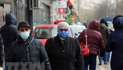 Số ca mắc mới tại Thổ Nhĩ Kỳ tăng gấp đôi sau nới lỏng hạn chế